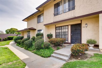 221 Otay Valley Rd UNIT A, Chula Vista, CA 91911 - MLS#: 190016311