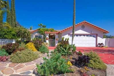 11457 Canyon Park Dr, Santee, CA 92071 - #: 190016402