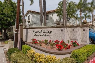 3572 Sunset Ln UNIT 82, San Diego, CA 92173 - MLS#: 190016482