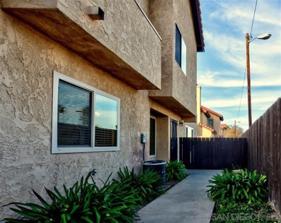 1380 E Washington Ave UNIT 43W, El Cajon, CA 92019 - MLS#: 190016672