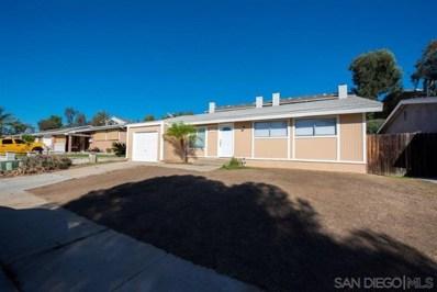 13311 Carriage Rd, Poway, CA 92064 - MLS#: 190016819