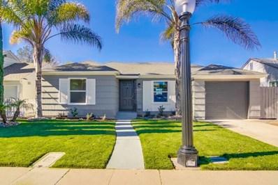 4680 Norma Dr, San Diego, CA 92115 - MLS#: 190016832