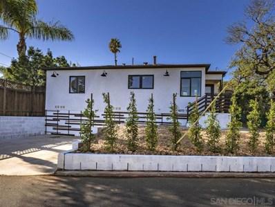 3710 Boundary St., San Diego, CA 92104 - MLS#: 190016986