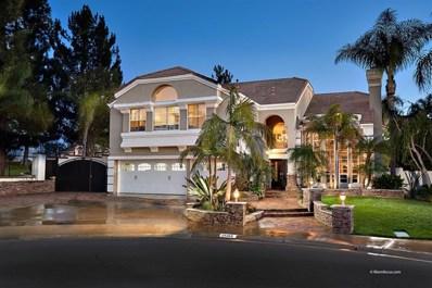 20380 Via Las Villas, Yorba Linda, CA 92887 - MLS#: 190017034
