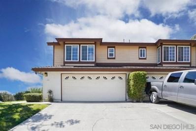 2233 Manzana Way, San Diego, CA 92139 - MLS#: 190017158