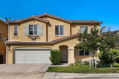 4103 Lake Circle Dr, Fallbrook, CA 92028 - MLS#: 190017163