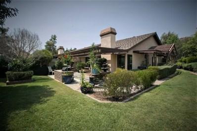 4337 Los Padres Rd, Fallbrook, CA 92028 - MLS#: 190017328