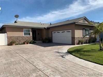 5373 Waring Rd, San Diego, CA 92120 - MLS#: 190017509