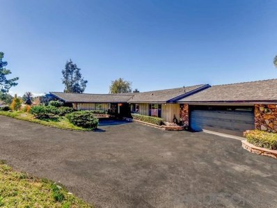 2409 Pence Drive, El Cajon, CA 92019 - MLS#: 190017578