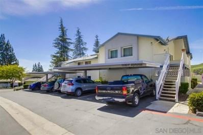 10382 Alphonse St UNIT F2, Santee, CA 92071 - MLS#: 190017910
