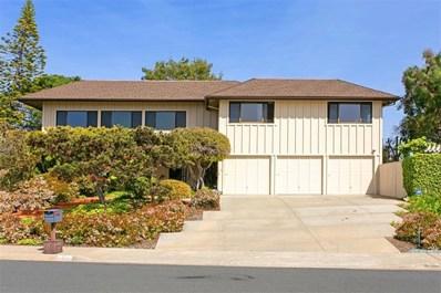 8433 Prestwick Drive, La Jolla, CA 92037 - MLS#: 190017989