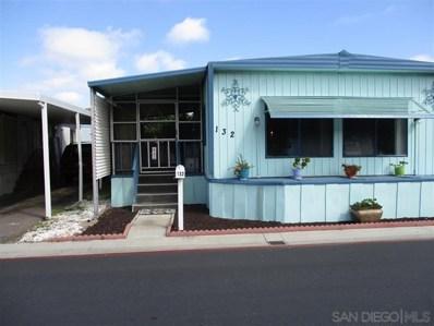 132 Beechwood Lane UNIT 132, Oceanside, CA 92054 - MLS#: 190017995