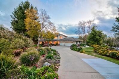 393 Sheila Ln, Fallbrook, CA 92028 - MLS#: 190017997