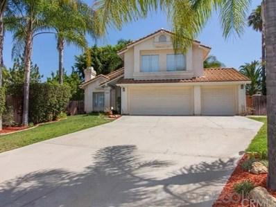 805 Porter Way, Fallbrook, CA 92028 - MLS#: 190018038