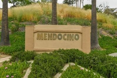 1580 Mendocino Drive S UNIT #64, Chula Vista, CA 91911 - MLS#: 190018100