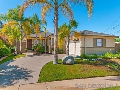 7003 Galewood St, San Diego, CA 92120 - MLS#: 190018183