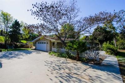 1627 Dorothea, Fallbrook, CA 92028 - MLS#: 190018233