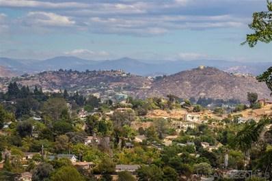 4343 Mayapan Drive, La Mesa, CA 91941 - MLS#: 190018255