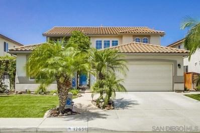 12650 Senda Panacea, San Diego, CA 92129 - MLS#: 190018403