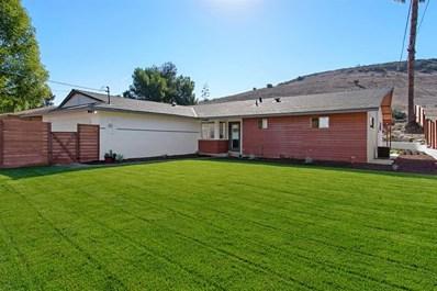 12503 Buckskin Trl, Poway, CA 92064 - MLS#: 190018513