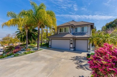 8308 Courtney Lane, Santee, CA 92071 - MLS#: 190018714