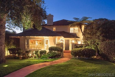 1338 Virginia Way, La Jolla, CA 92037 - MLS#: 190018986