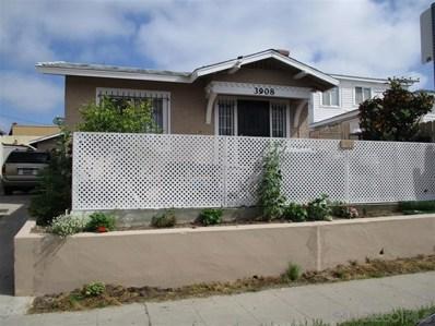 3908 Wightman Street, San Diego, CA 92105 - MLS#: 190019025