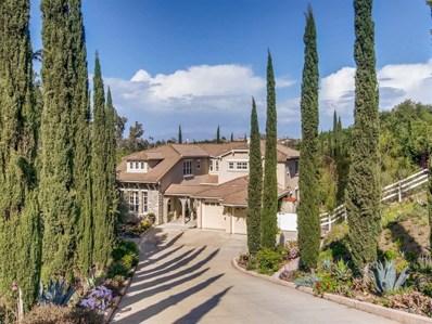 4408 Highland Oaks St, Fallbrook, CA 92028 - MLS#: 190019141