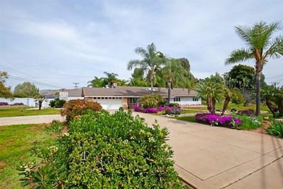 11801 Valle Vista Rd, Lakeside, CA 92040 - MLS#: 190019145