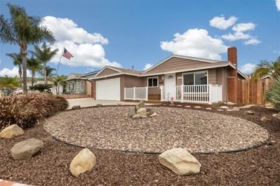 10144 Woodglen Vista Dr, Santee, CA 92071 - MLS#: 190019194