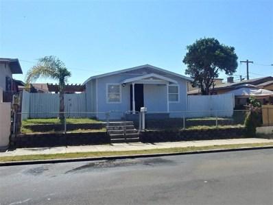 417 S Evans, San Diego, CA 92113 - MLS#: 190019242