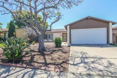 8675 Longwood St, San Diego, CA 92126 - MLS#: 190019317