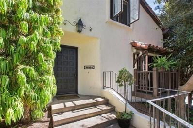 8608 Villa La Jolla UNIT 6, La Jolla, CA 92037 - MLS#: 190019596