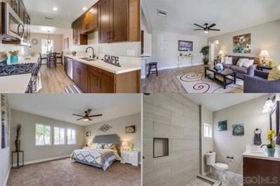 426 N Pierce St, El Cajon, CA 92020 - MLS#: 190019631