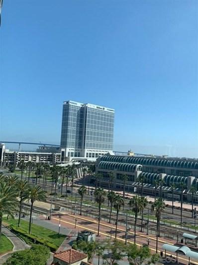 207 5TH AVE. UNIT 814, San Diego, CA 92101 - MLS#: 190019664