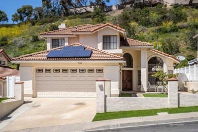 9346 Pipilo St, San Diego, CA 92129 - MLS#: 190019762