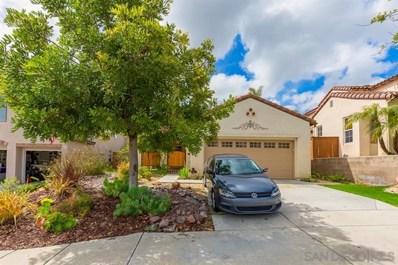 2474 Falcon Valley Dr, Chula Vista, CA 91914 - MLS#: 190019777
