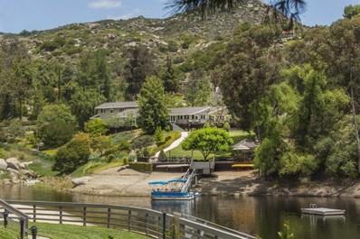 3771 Via Palo Verde Lago, Alpine, CA 91901 - MLS#: 190019807