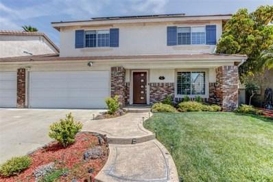1451 Knollwood Pl, Chula Vista, CA 91915 - MLS#: 190020031