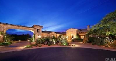 18486 Via Candela, Rancho Santa Fe, CA 92091 - MLS#: 190020195
