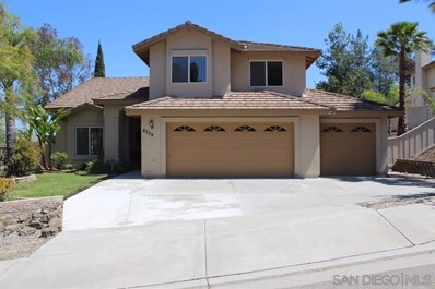 8539 South Slope Drive, Santee, CA 92071 - MLS#: 190020374