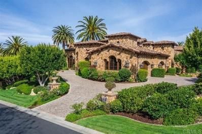 4880 Rancho Del Mar Trail, San Diego, CA 92130 - MLS#: 190020375