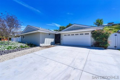 5537 Fontaine St, San Diego, CA 92120 - MLS#: 190020516