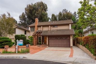 3375 Willard Street, San Diego, CA 92122 - MLS#: 190020763