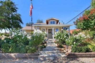 1773 Winter Haven Rd., Fallbrook, CA 92028 - MLS#: 190020807