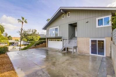 9481 Loren Dr, La Mesa, CA 91942 - MLS#: 190020927