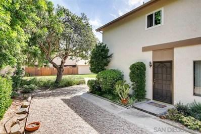 9916 Paseo Montalban, San Diego, CA 92129 - MLS#: 190020987