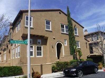 13325 Via Tresca UNIT 3, San Diego, CA 92129 - MLS#: 190021004