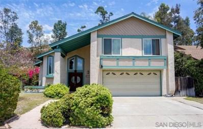 3727 Via Picante, La Mesa, CA 91941 - MLS#: 190021168