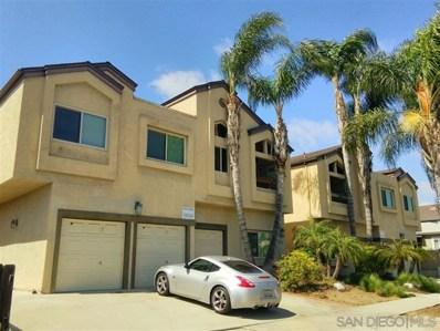 3954 Bancroft UNIT 10, San Diego, CA 92104 - MLS#: 190021337